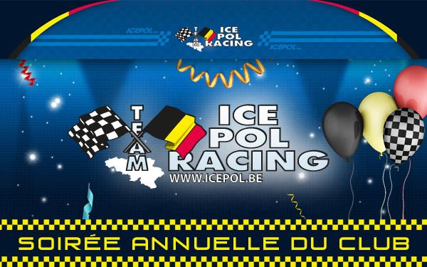 ICEPOLE RACING Soirée annuelle du club (www.icepol.be)